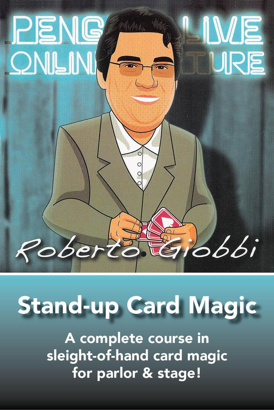 Roberto giobbi college pdf card